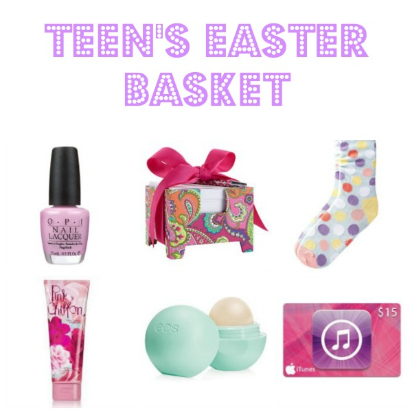 Non clutter gift guide easter basket ideas for all ages non clutter and non candy easter basket ideas for all ages babies negle Choice Image