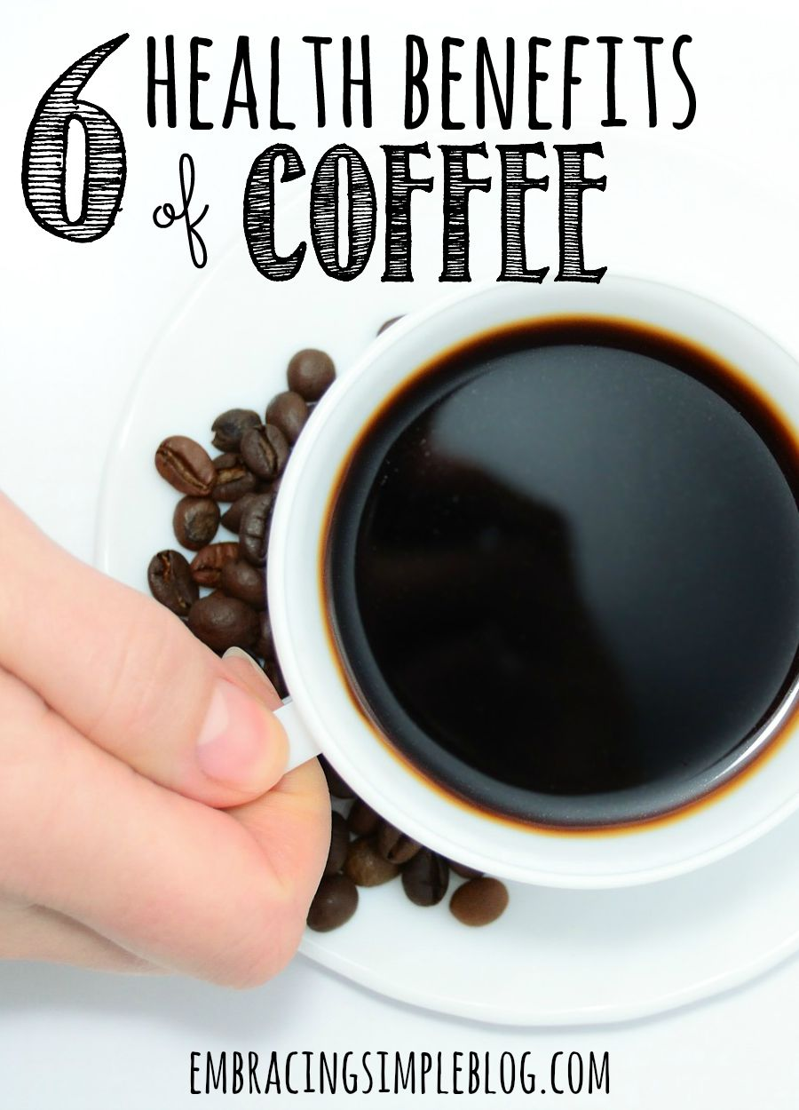 Anatomy Of Health Benefits Of Coffee