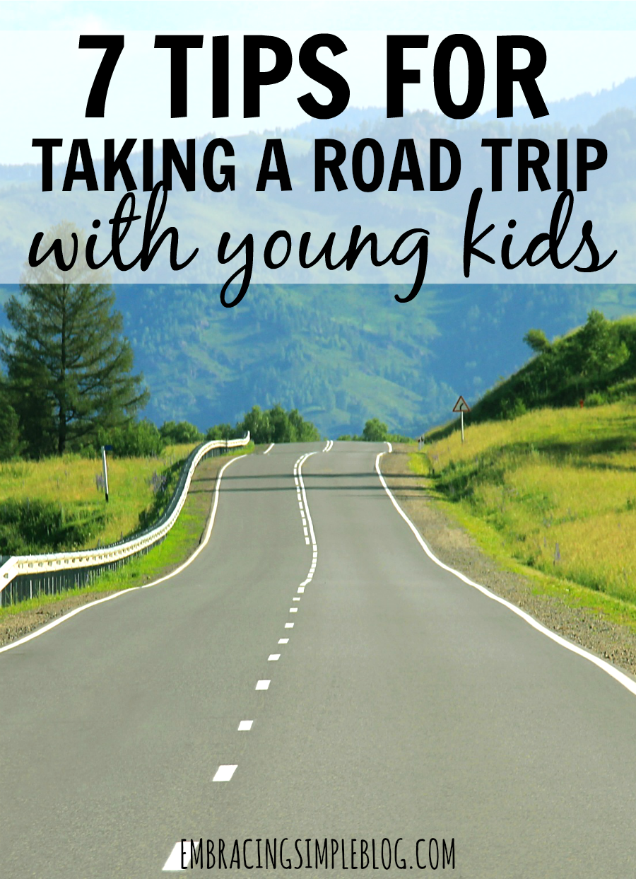 Road trips can be a great way to get out of the house and make memories with your family. Here are some awesome tips for taking a road trip with a toddler to make your trip more enjoyable for everyone!