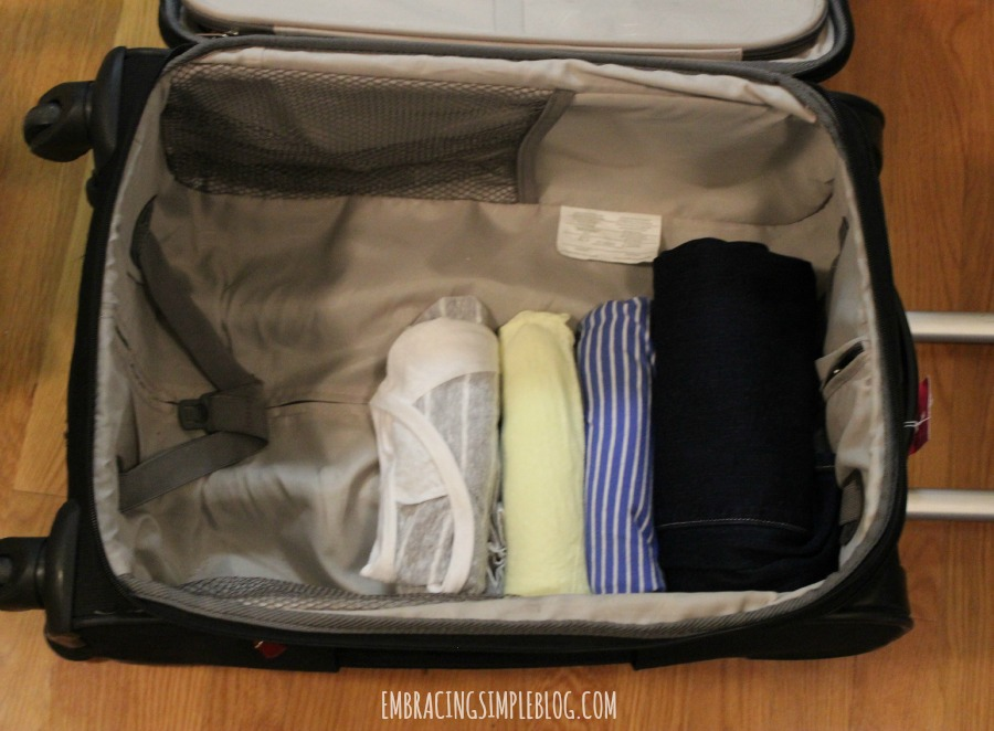 Does the thought of packing for a trip overwhelm you or make you cringe just thinking of everything you need to bring? Read these 12 Tips to Simplify Packing for Your Next Trip so you can make the process of packing easier and feel more relaxed as a result!