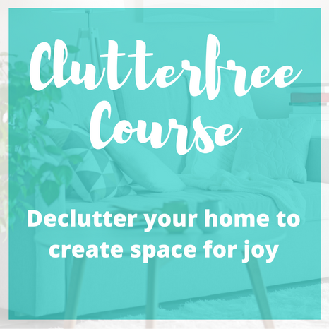 DECLUTTER YOUR HOME + LIFE