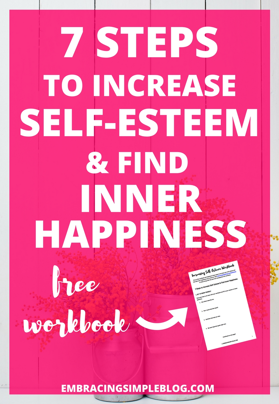 YOU are worthy of happiness and living a wonderful life. It may not seem like it right now, but you can have a crap job, live somewhere less than desirable, possibly even have health problems, and... still be extremely happy. Read these 7 steps to increase self-esteem & find the inner happiness you so deserve.